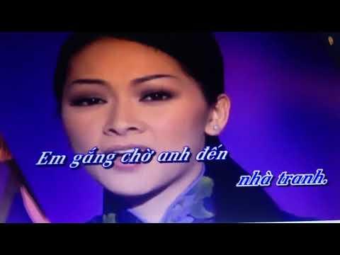 Karaoke LK  Sao Khong Thay Anh Về Và Nén Hương Yeu Sc Voi Hong Tham