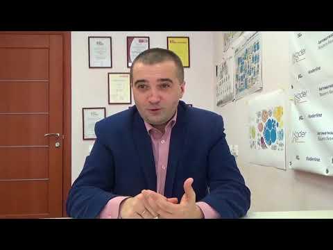 """Андрей Бербека о перспективах работы в компании """"Кодерлайн"""""""