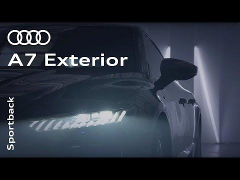 Meet the new A7 Sportback