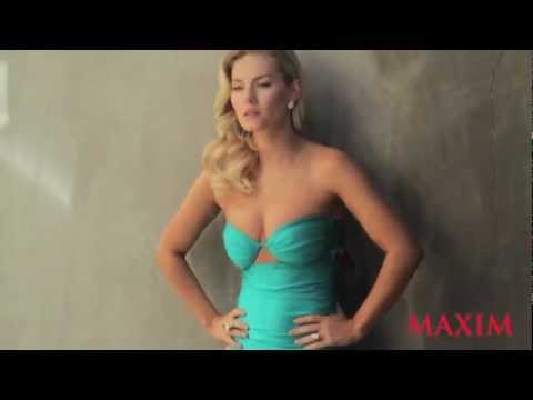 Elisha Cuthbert  Maxim USA  March 2013