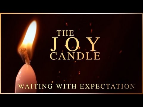 advent the joy candle youtube. Black Bedroom Furniture Sets. Home Design Ideas