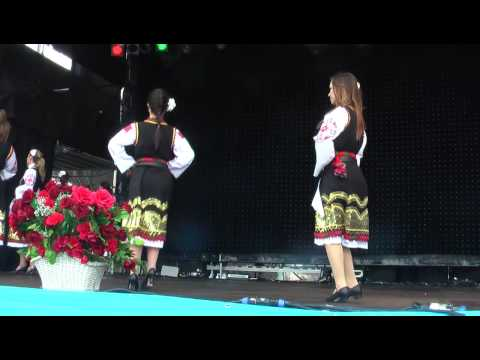 Bulgarian Roses - Rugby World Cup 2011 - Main Stage, Auckland New Zealand (2)