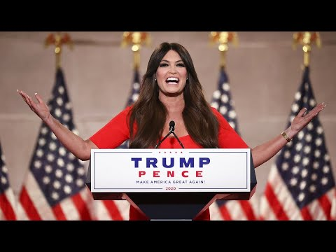 RNC 2020: Kimberly Guilfoyle's speech sparks shock and awe