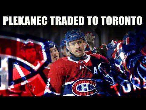 Plekanec Traded to Toronto