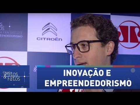 Inovação E Empreendedorismo São Grandes Oportunidades Para Os Jovens, Diz Guilherme Wroclawski