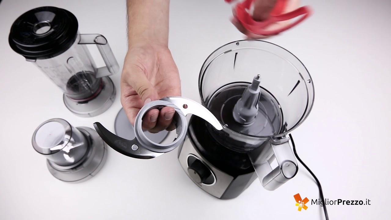 Robot Da Cucina Bosch Mcm3501m Video Recensione Di Convenienza Com Youtube
