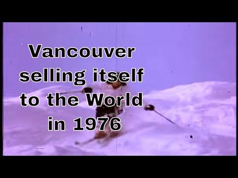 1976 Vancouver Tourism Promotion Film