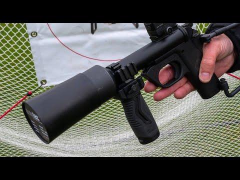 Dropster Gun Neue Waffen Gegen Drohnen In Bayern Vorgestellt Youtube