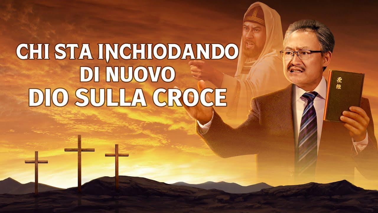 """Film cristiano completo in italiano 2018 – """"Chi sta inchiodando di nuovo Dio sulla croce"""""""