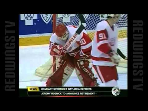 1999 NHL Playoffs - Avalanche @ Red Wings GM 6