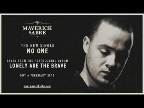 Maverick Sabre - No One - New Single