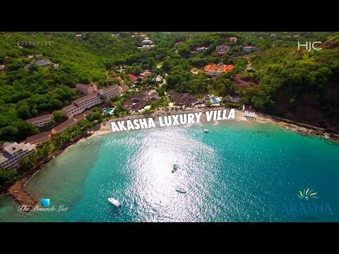 Akasha Luxury Caribbean Villa - Cap Estate, St. Lucia 🇱🇨 | Luxury Real Estate