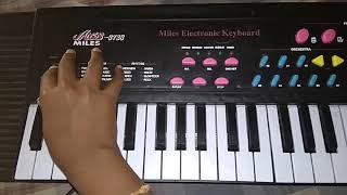 Mauli mauli song piano