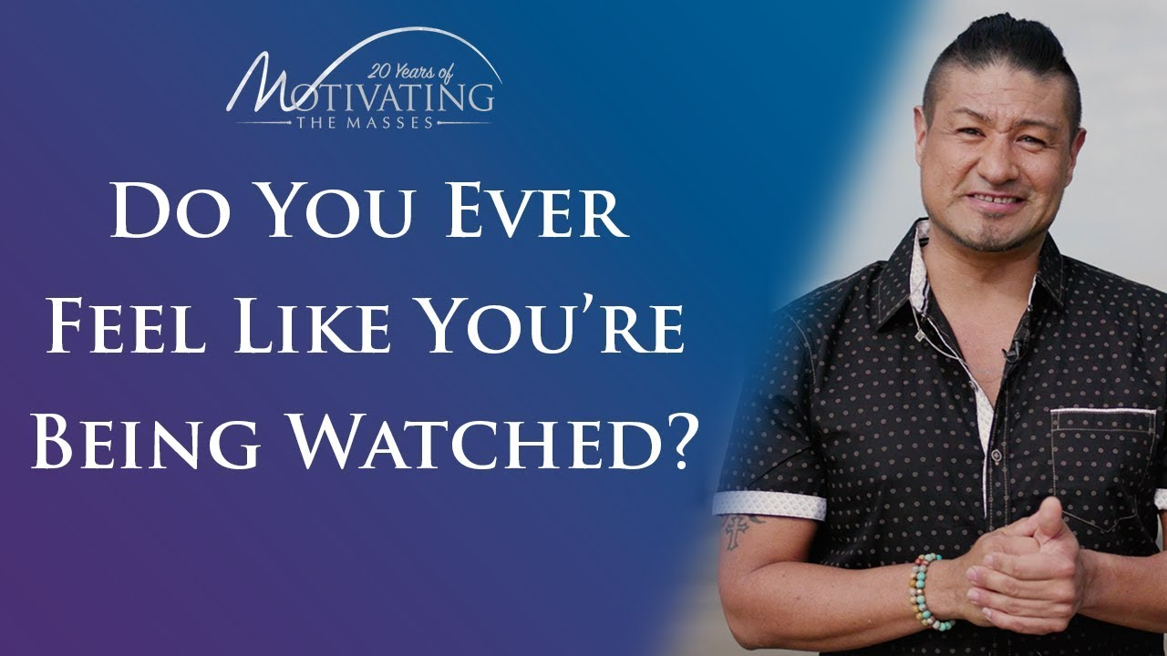 Matt Gil - Do you ever feel like you're being watched?