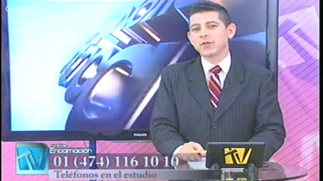 Tv Noticias Encarnación - Miercoles 25 de Mayo 2016