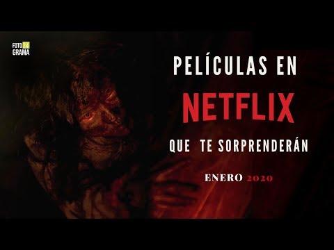 Películas En Netflix Que Te Sorprenderán Durante Enero 2020 (Recomendaciones) | Fotograma 24