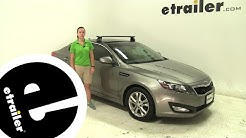 Rhino Rack  Roof Rack Review - 2013 Kia Optima - etrailer.com