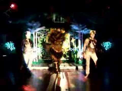 Miss OHIO EOY  Opening...Jungle Mix