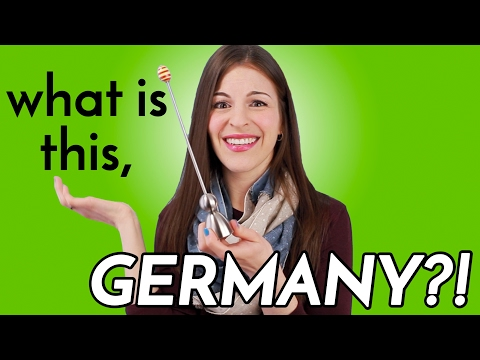 7 THINGS IN GERMANY I Never Saw in the USA