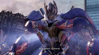 pS3 Longplay 178 Transformers Rise of the Dark Spark