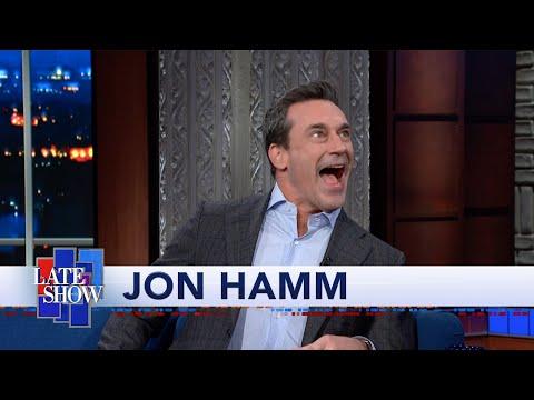 Jon Hamm Met