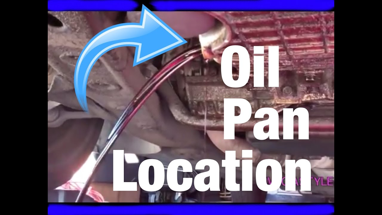2000 Dodge Intrepid Oil Pan Location And Oil Change