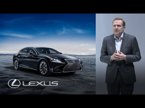 Lexus at the Geneva International Motor Show 2017