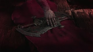 God of War - Kratos Finds the Blades of Chaos