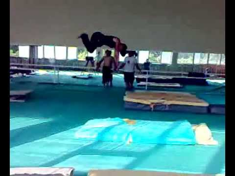 Karen Ghazaryan Тренировка в спорт зале