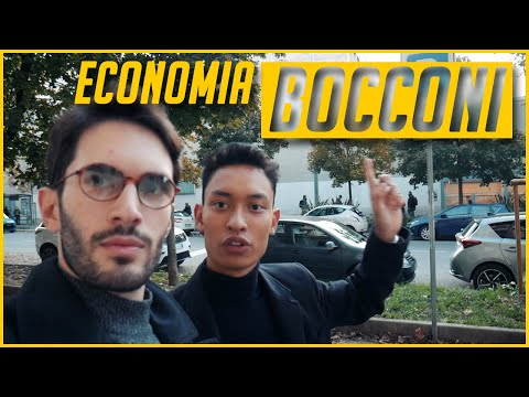 STUDIARE ECONOMIA ALLA BOCCONI 🎓 - economia aziendale