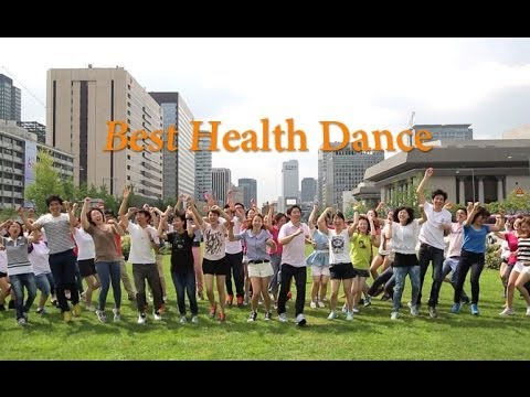 Best Health Dance    Music by Woo Myung Full ver