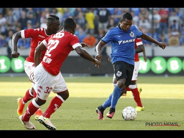 2016-2017 - Club Brugge - Standard - GOAL José Izquierdo