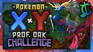 How Quickly Can You Complete Professor Oak's Challenge in Pokemon X/Y - ChaoticMeatball