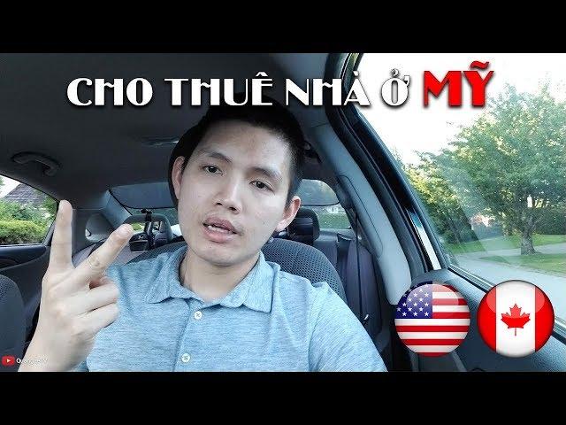 MUA NHÀ MỸ CANADA 🏡 4 | Cho thuê nhà ở Mỹ và Canada, điểm LỢI & HẠI | Quang Lê TV #73