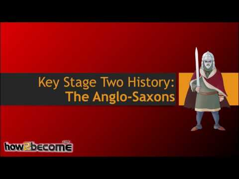 KS2 History: the Anglo-Saxons