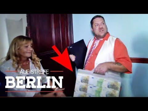 Im Lotto gewonnen! Doch sie treibt ein falsches Spiel! | Auf Streife - Berlin | SAT.1 TV