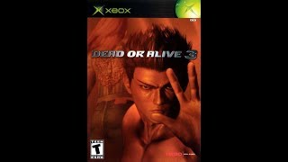 Dead Or Alive 3 (2001) - Xbox Gameplay