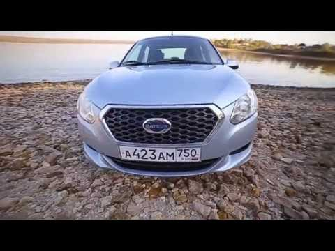 тест драйв Datsun On DO Антон Кошелев feat. Игорь Бурцев