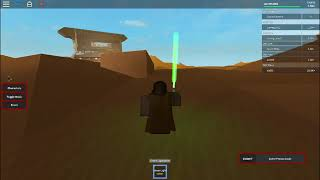 Roblox Star Wars Tycoon part 6 of 6