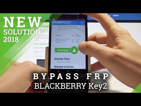 Blackberry Priv Frp Bypaas Solution!! - GSM-Forum