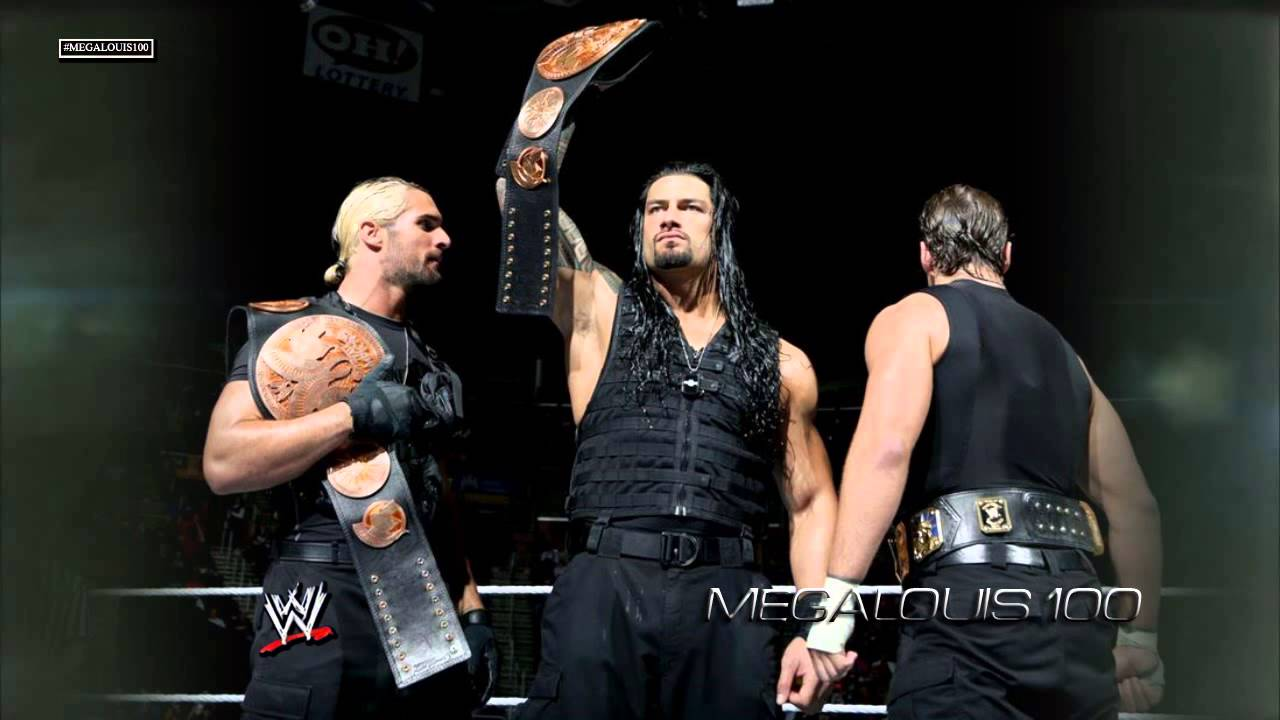 The shield 1st wwe theme song 39 39 special op 39 39 with - Download pictures of the shield wwe ...