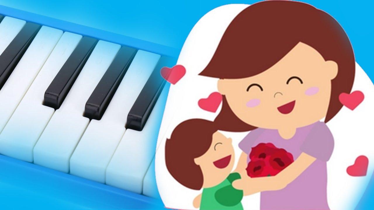 Benim Annem Güzel Annem Melodika Notalar Melodika şarkıları
