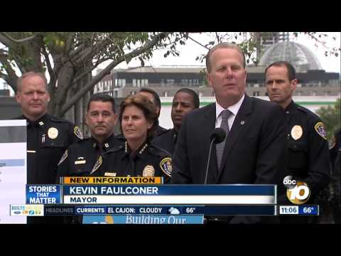 San Diego's crime rate lowest in decades