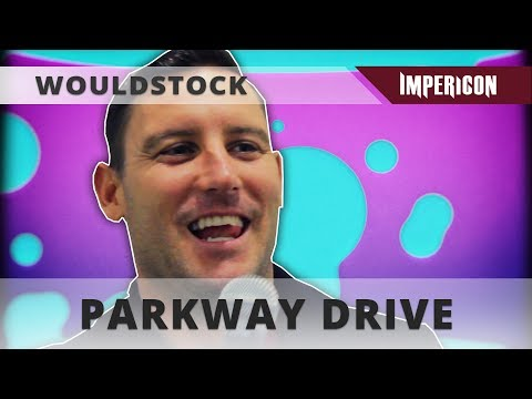 Wouldstock with Parkway Drive