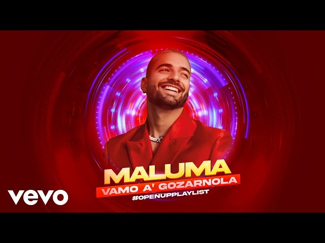 Maluma - Vamo' a Gozárnola (Audio)