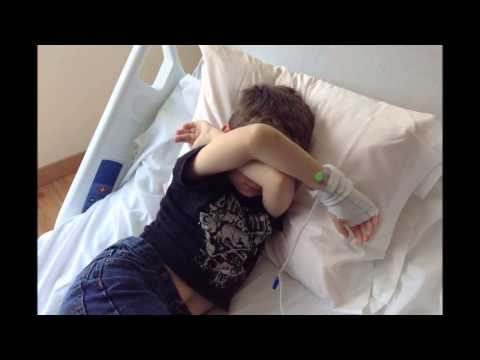 Colby Aplastic Anemia just pics