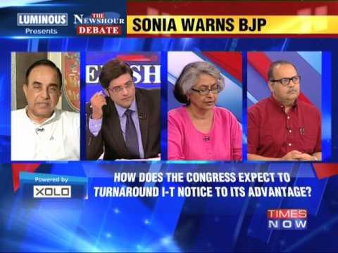 The Newshour Debate: Political Vindictiveness? - Part 2 (9th July 2014)