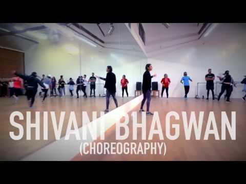 BHANGRA Classes in the LOS ANGELES! @shivani bhagwan choreography..
