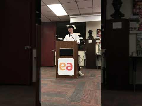 Elgin Academy Senior Speeches 2018-2019