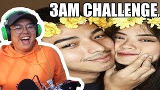 ANO MASASABI KO SA JAMILL ? 3am Challenge ? ( Commentary Videos Senpai Kazu)